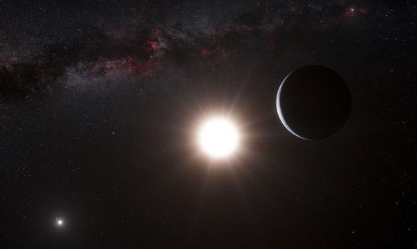 Астрономи с откритие: Потенциално обитаема суперземя