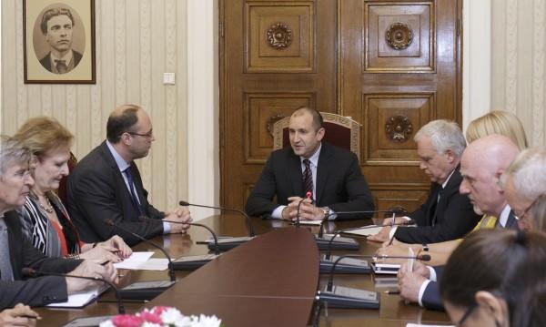 Радев обяви: България и Хърватия имат обща мисия