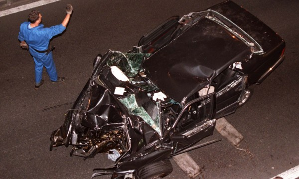 Колата на принцеса Даяна развалена, знаело се от 2 месеца