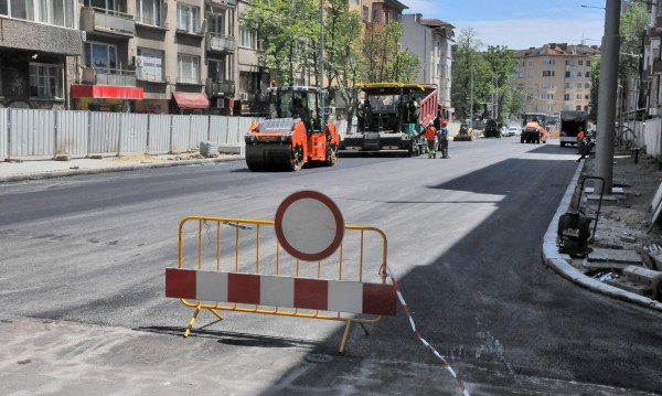 След година блокада: Пускат колите при Попа и тунела на НДК