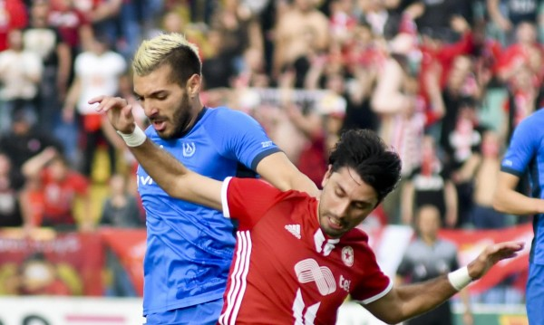 Скандал в Левски! Звезда пуши наргиле след 0:3 от ЦСКА