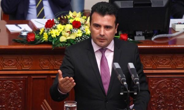 В Македония избраха правителство начело със Зоран Заев
