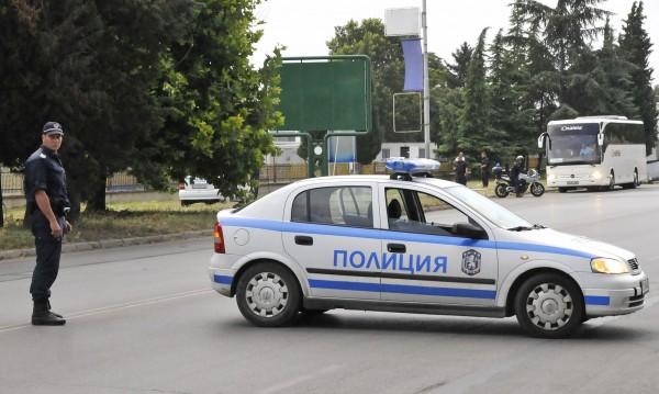 Спецакция в Хасково – за ментета, рисков контингент...