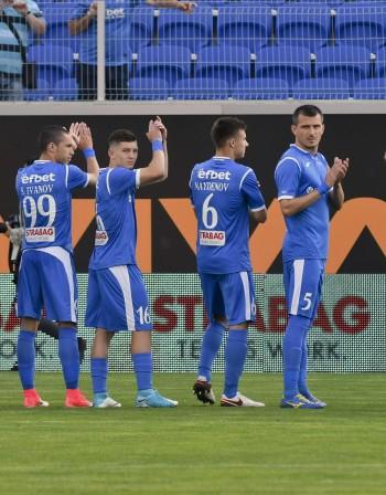 Левски скочи на БФС заради баража за Лига Европа