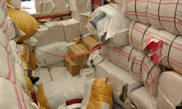 Иззеха контрабандни стоки за 200 000 на Дунав мост