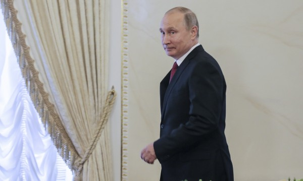 Путин: Руската държава не се занимава с хакерство