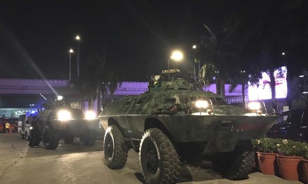Експлозии и стрелба в Манила, най-малко 25 са ранените
