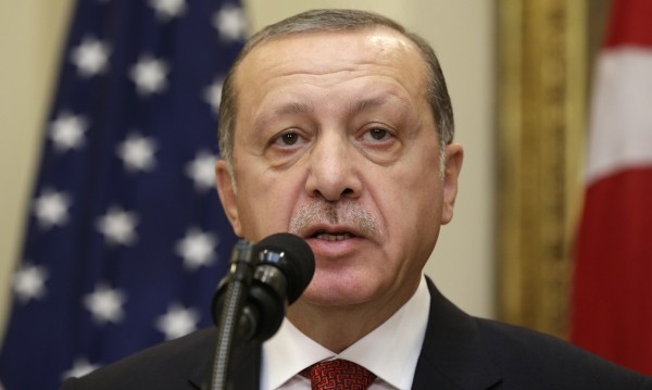 Eрдоган: Турция ще защити границите си от терора!