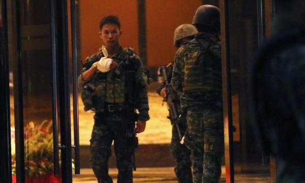 ИД пое отговорност за нападението срещу казино в Манила