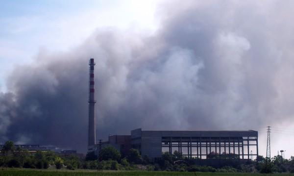 Продължава гасенето на пожара край Шишманци