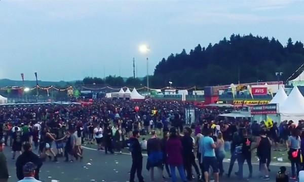"""Фестивалът """"Rock am Ring"""" продължава"""