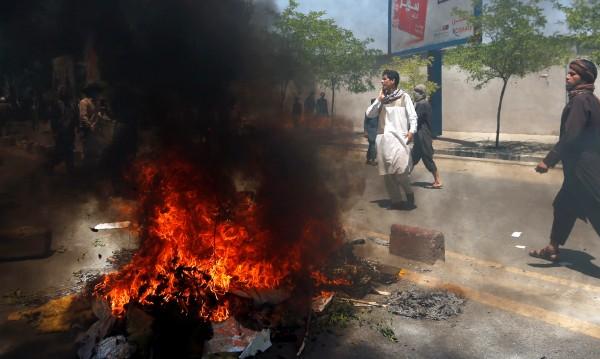 Нов огнен ад в Кабул взе поне 20 жертви
