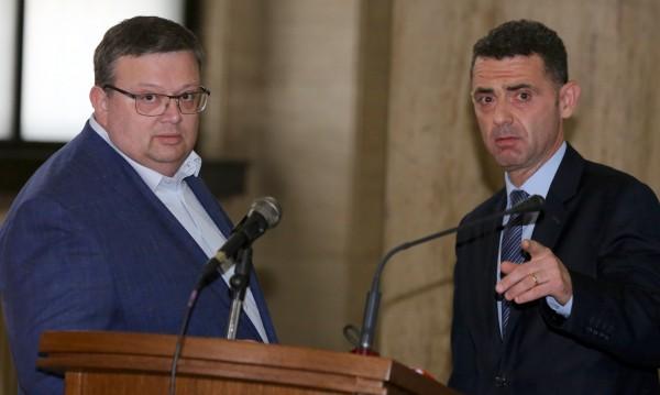 Няма избран член на ВСС от прокурорите