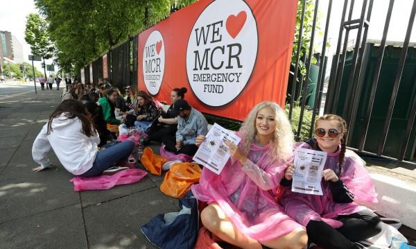 Благотворителният концерт в Манчестър ще се състои