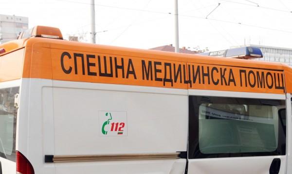 Психар нападна с нож двама свои роднини в Благоевград