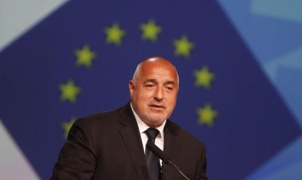 Борисов: Европаспорти за балканските страни извън ЕС!