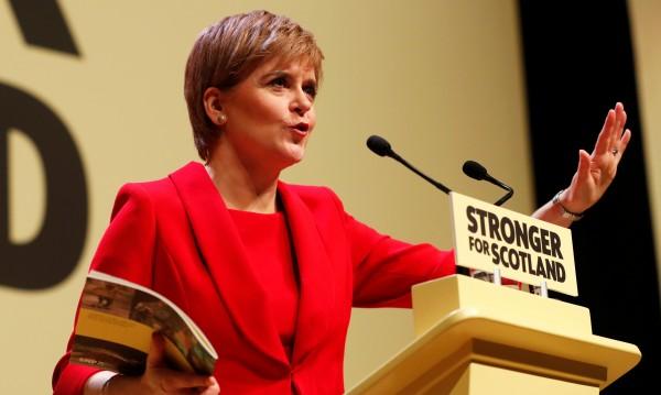 Стърджън уверена: Шотландия ще е независима до 2025 г.