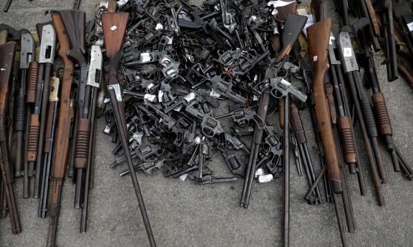 В Бразилия се извършват по 161 убийства всеки ден