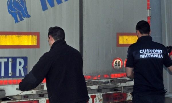 Спецакцията на ГКПП-та – срещу контрабандата от Турция