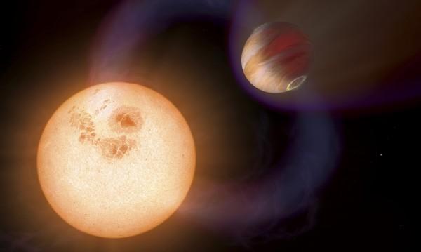 Астрономи откриха най-горещата планета
