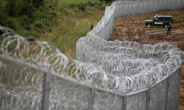 ГЕРБ-аджии нагледаха границата, доволни са от оградата