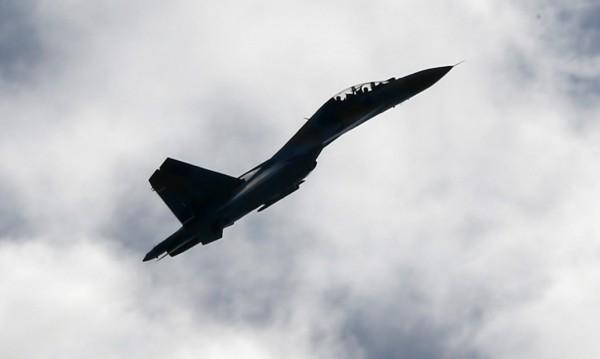 Руски изтребител прехвана US В-52 над Балтийско море