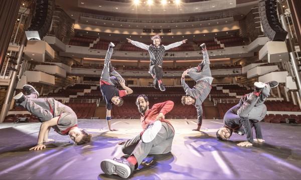 Музикално-танцовият спектакъл Red Bull FLYING BACH за първи път в България през октомври