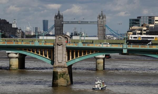 Намериха в Темза тялото на осмата жертва от Лондон