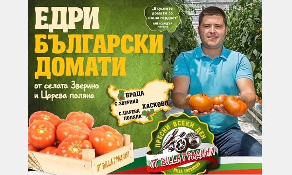 Българските домати – истинският вкус на лятото