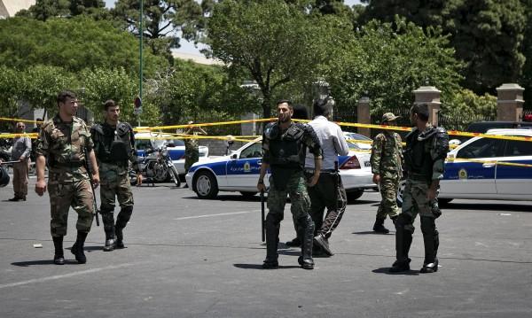 Ирански военни обвиниха Саудитска Арабия за атаките в Техеран