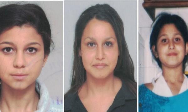 Трите непълнолетни сестрички може да са отвлечени!?