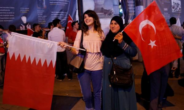 Турски печат: Турция се притичва на помощ на Катар
