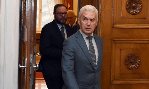 Волен Сидеров става шеф на депутатите от ОП