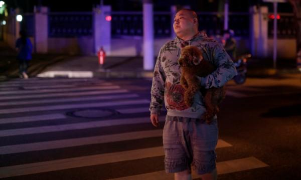 Китайски град: Едно семейство – едно куче