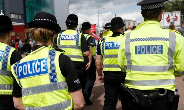 Британската полиция претърси адрес в Манчестър