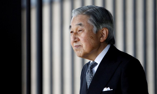 Японският парламент: Императорът може да абдикира!