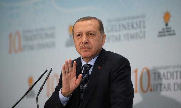 Турска помощ към Катар: Ердоган пусна войски към емирството