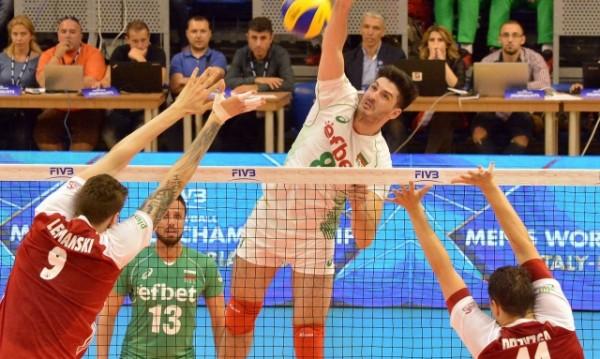 Волейбол: Обърнахме световния шампион Полша!