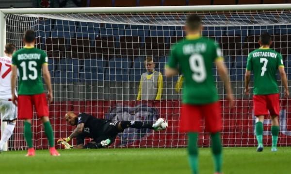 България загуби битката с Беларус (1:2). Световното – друг път!