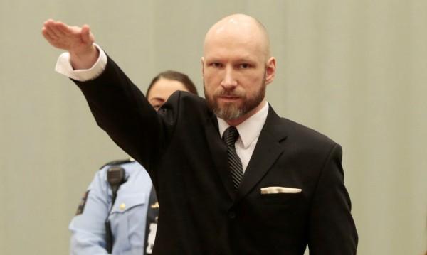 Масовият убиец Брайвик не иска името си, смени го