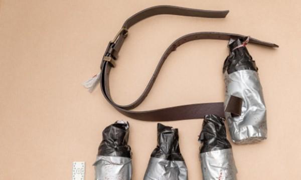 Полицията в Лондон показа фалшиви колани с експлозиви
