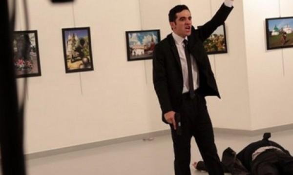 Руският посланик в Анкара - убит по заповед на Гюлен!