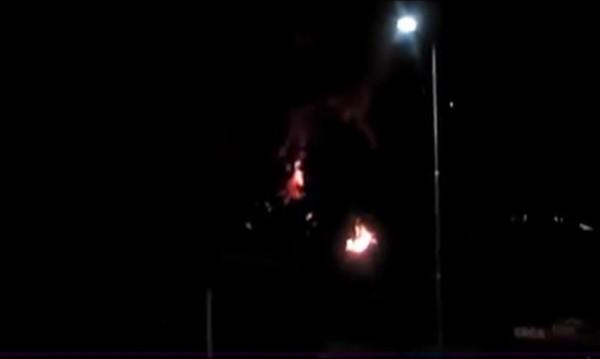 Нощен пожар: Заведение изгоря край плажа на Смокиня