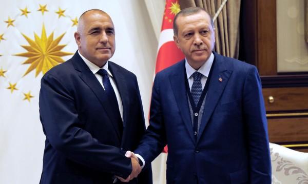 Борисов: Ще сключим споразумение за реадмисия с Турция!
