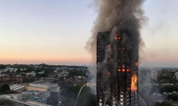 Бебе, хвърлено от 9-ия етаж на огнения ад – спасено! Жертвите са 6