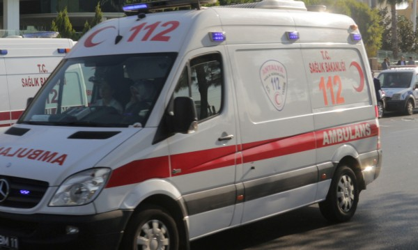 Експлозия в Анкара, един човек е загинал