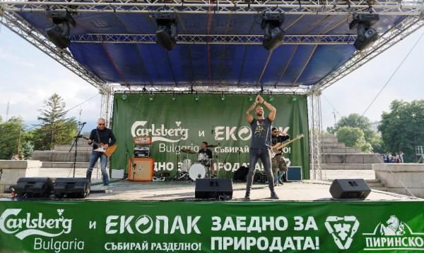 """""""Заедно за природата"""" събра над 14 хиляди бирени опаковки за опазване на околната среда в София"""
