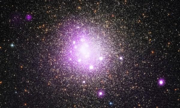 Астрономи установиха, че звездите се раждат по двойки