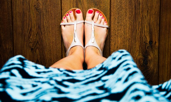 Някои съвети срещу гъбички по краката през лятото