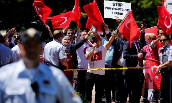 Ердоган vs. САЩ – искат арест за негови телохранители